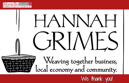 Masiello Hannah Grimes