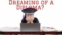 Dreaming of a diploma