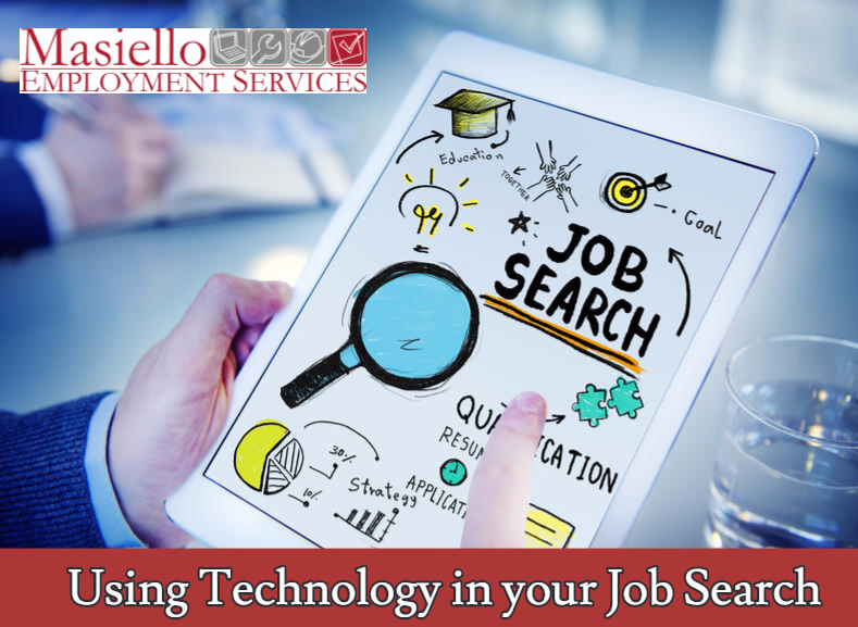 Use Technology in Your Job Search
